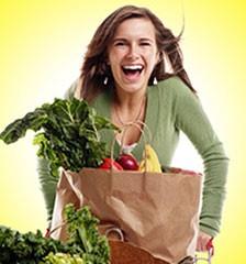 Nutritie - Beneficiile vegetarianismului