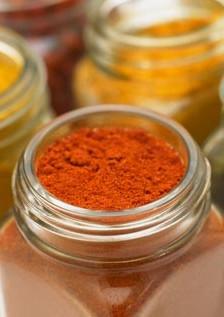 Nutritie - Boiaua de ardei si curry, doua condimente esentiale