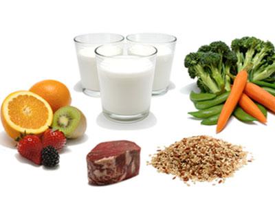 Nutritie - Dieta cu legume