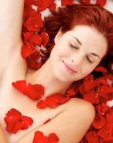 Wellness - Uleiul de trandafiri